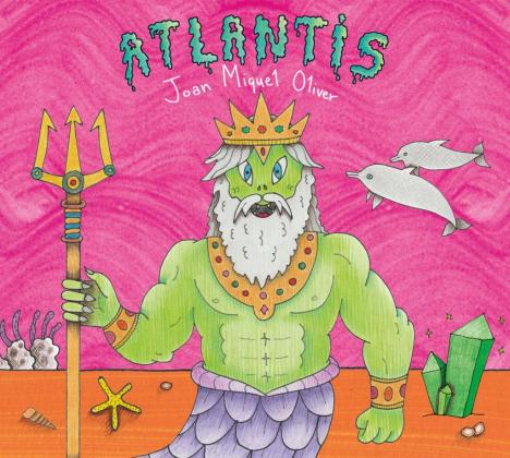 Portada del disco 'Atlantis'.