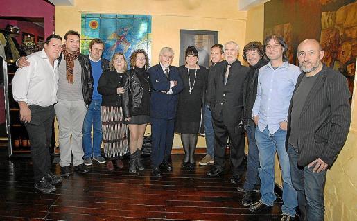 Artistas participantes: Toni Bueno, Ramón Rullán, Mariano Mayol, Maria Gual, Sandra Renzi, José Mondéjar, Margo de Juan, Jaime Fullana, Joan Gibert, Joan Bagur, Julen Pulet y Juan Montañez.