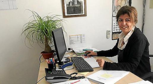 Ana Maria Ferriol es la nueva secretaria de Búger.