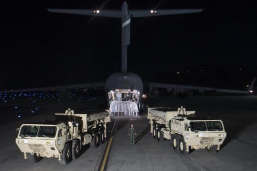 Despliegue de unidades militares estadounidenses.