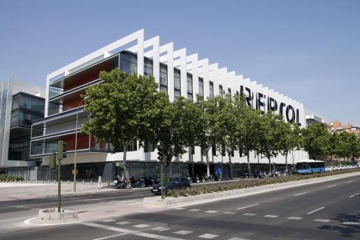 Fotografía de archivo del 05/06/2015 del edificio Campus Repsol en Madrid.
