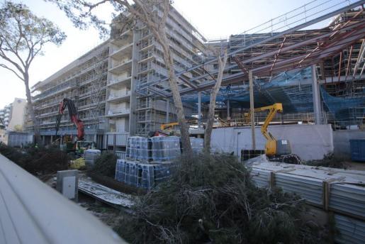 El sector de la construcción cerró 2016 con una inversión superior a los 1.400 millones de euros en Baleare