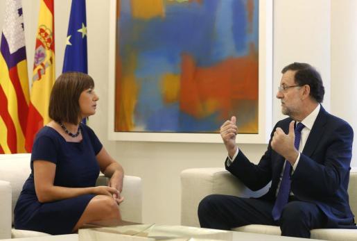 La portavoz confía en que el Gobierno tenga la «sensibilidad necesaria» para aprobar un proyecto consensuado por todos los partidos baleares.