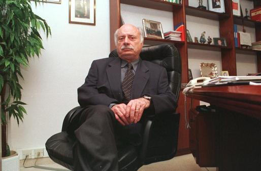 Fotografía de archivo de Antonio Borrás del Barrio.