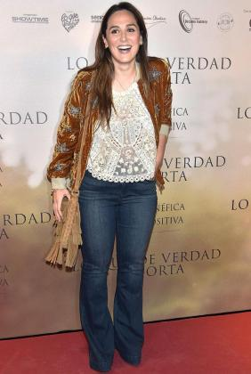 En la imagen, Tamara Falcó, hija de Carlos Falcó e Isabel Preysler.