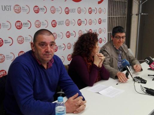 CCOO pide la remunicipalización del servicio de jardinería del Ajuntament de Palma.