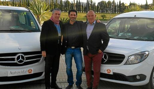 La asociación de taxis está compuesta de diferentes socios pertenecientes a 22 municipios de Mallorca.