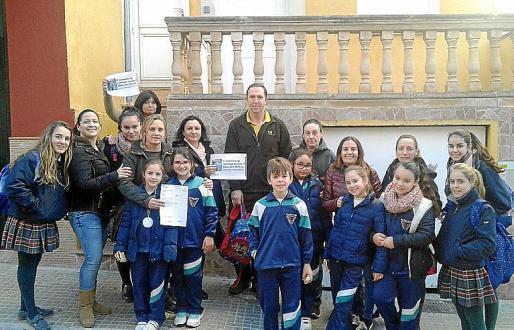 Algunos padres han presentado instancias en el Ajuntament de Llucmajor.