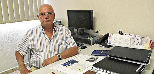 El exintendente jefe de la Policía Local Nicolás Herrero.