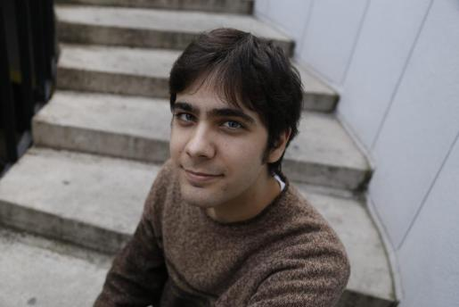 El pianista Magí Garcías.