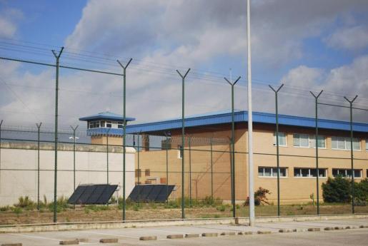 Vista de la prisión de Palma.
