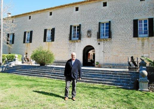 Diego Zaforteza es el impulsor del proyecto Itinerem.