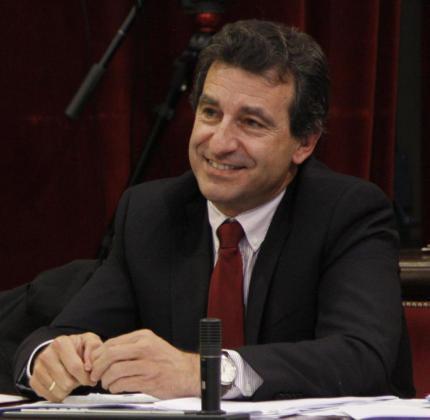 Foto de archivo del candidato a presidir el PP en Baleares.