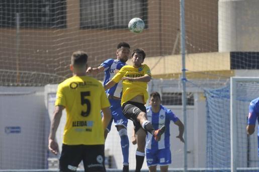 El Atlètic Balears ha conseguido una victoria ante el Lleida Esportiu.