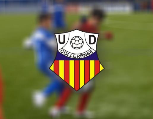 Escudo del UD Collerense.