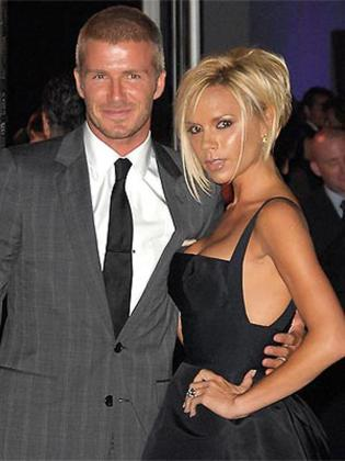 David Beckham y Victoria Beckham están encantados con la noticia.