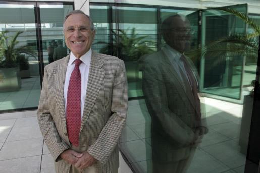 Fernando Alzamora desarrollará su cuarta presidencia consecutiva al frente de Sa Nostra.