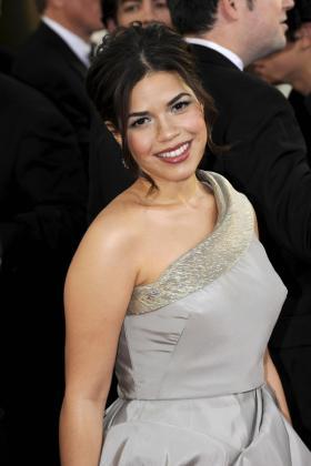 La actriz protagonista, America Ferrara.