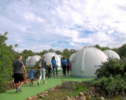 El Observatori Astronòmic de Mallorca ofrece diversas actividades divulgativas.