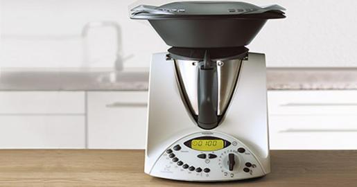Imagen del robot de cocina Thermomix.