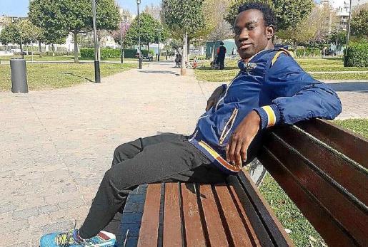 Male, el joven de 23 años, ha presentado una denuncia en la Policía Local de Palma.