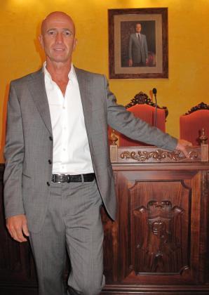 Antoni Pastor, alcalde de Manacor.