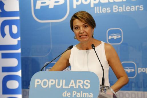 Margalida Durán.