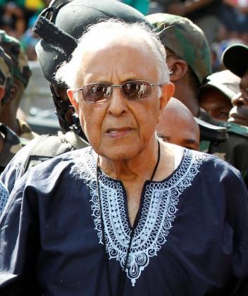 Ahmed Kathrada, en una imagen de archivo.