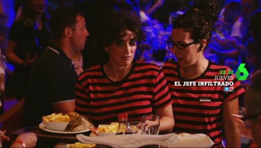 En la imagen, la dueña de Globo Balear Entertainment Group, Catherine Sasson.