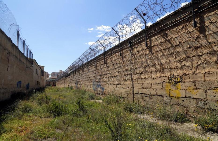 Estado de la antigua cárcel de Palma