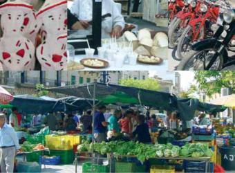 Mercado semanal de S'Arenal de Llucmajor