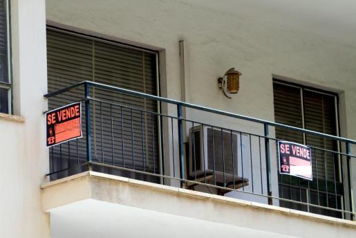 Imagen de archivo de una vivienda en venta en Palma.