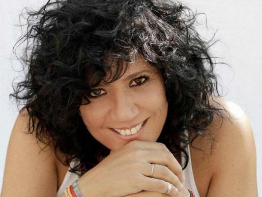 Imagen reciente de la cantante canaria Rosana.