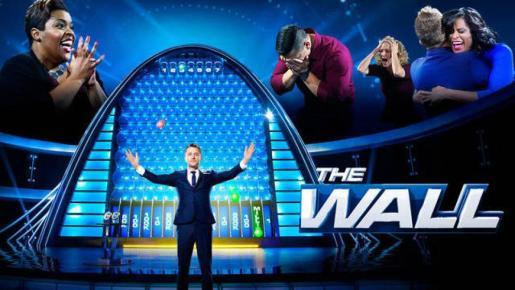Imagen promocional del programa 'The Wall' en EEUU.