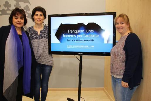 Presentación en Cort de los actos con motivo del Día Mundial del Autismo.