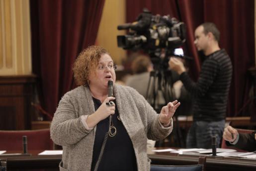 Mateu es la segunda consellera de Cultura y Transparència que dimite en lo que va de legislatura.