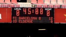 Barcelona B-Eldense