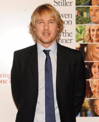 """El actor Owen Wilson posa al llegar al estreno de la película """"Little Fockers"""" en Nueva York."""
