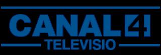 Logotipo de Canal 4.