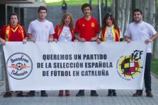 'Barcelona con la Selección'