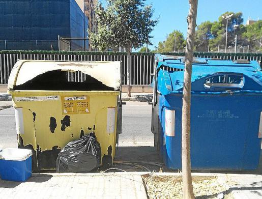 En Platja de Palma también se renovarán los contenedores de superficie.