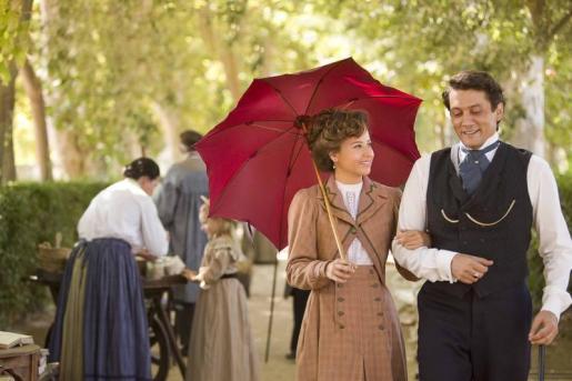 'La princesa Paca' es una 'tv movie' sobre el gran amor de Rubén Darío.