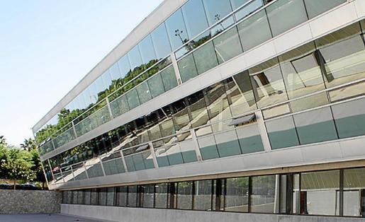 Imagen de las instalaciones de Medalchemy, situadas en el campus de la Universitat d'Alacant, donde se fabrica el Minerval.