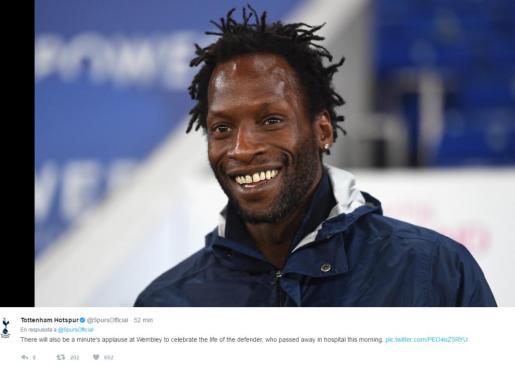 El club londinense ha dado a conocer la triste noticia en las redes sociales.