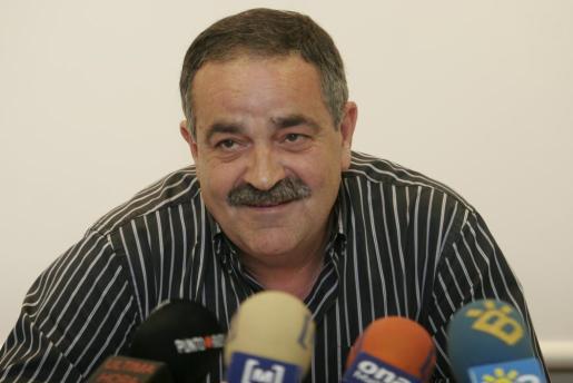 Guillem Alomar en una foto de archivo.