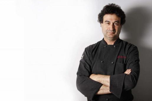 Imagen del popular chef Pepe Rodríguez.