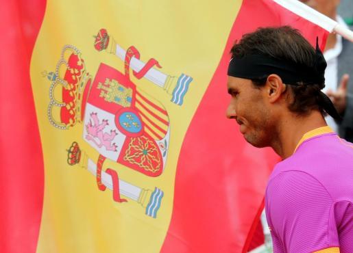 Nadal, que conquistó este torneo por décima vez, ha subido dos posiciones en la ATP y se coloca entre las cinco mejores raquetas del mundo.