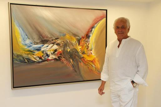 Sebastián Palomo Linares, en una imagen de archivo.