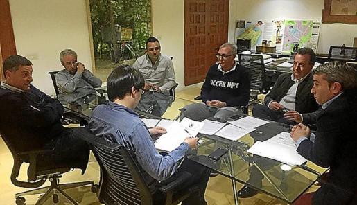 Los portavoces de los diferentes grupos ya se reunieron durante el pasado pleno.
