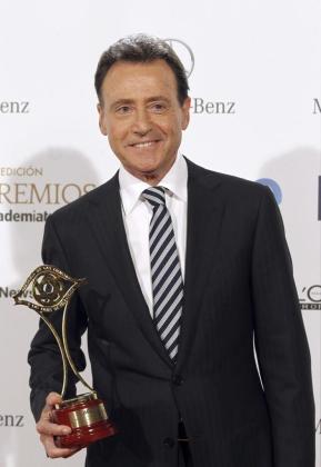 El periodista y presentador de televisión Matías Prats Luque ha sido galardonado con el Premio Nacional de Televisión 2017.